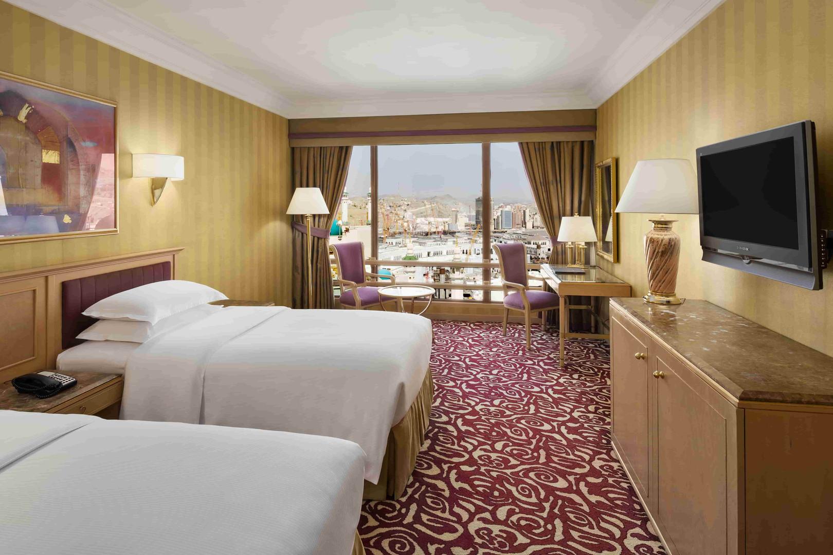 Makkah Millennium Hotel Club Room With H