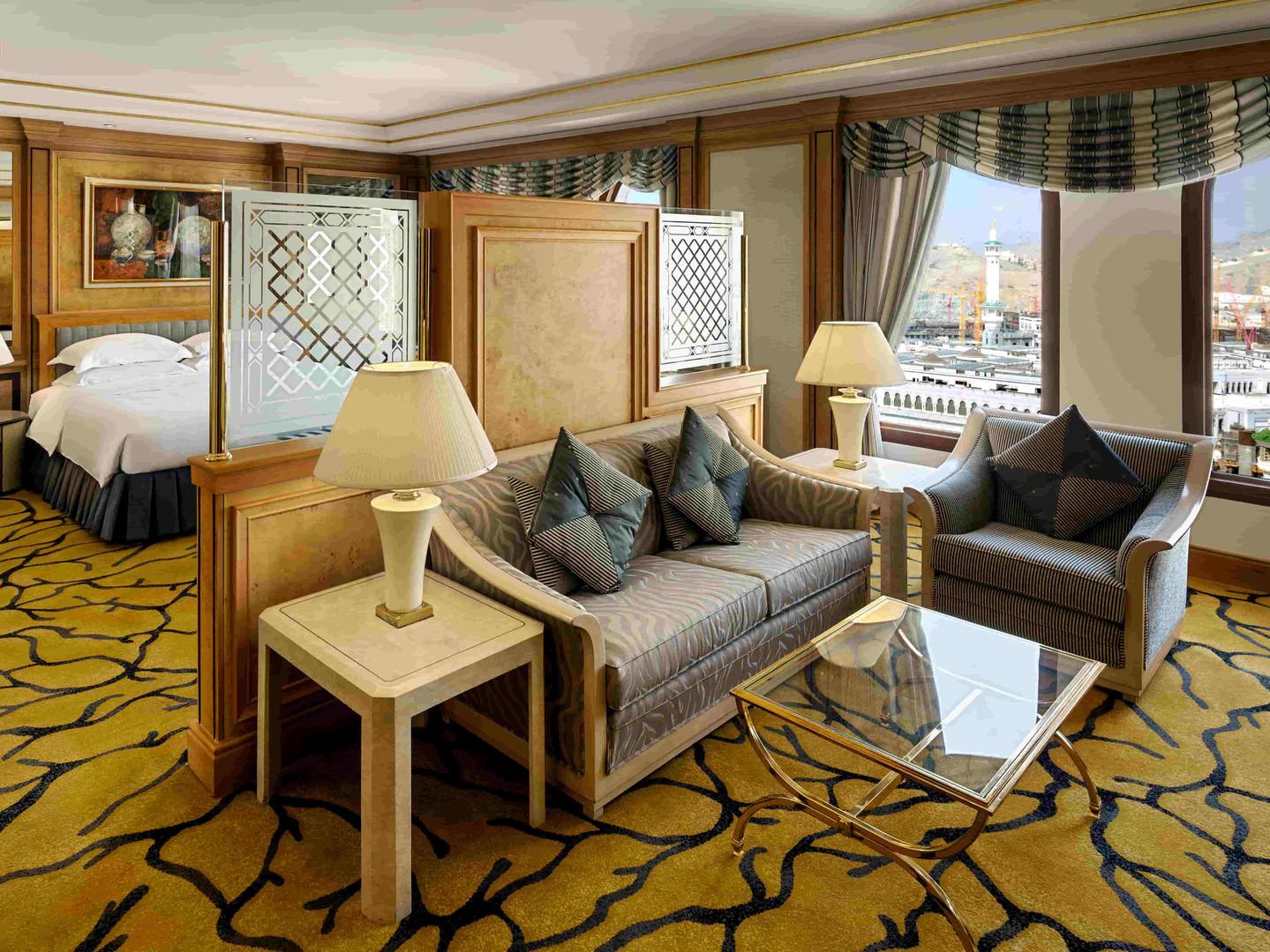 Makkah Millennium Hotel Presidential Sui