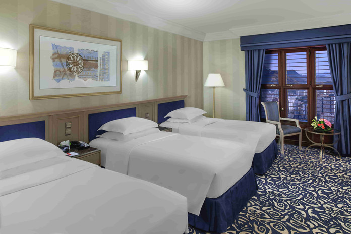 Makkah Millennium Hotel Family Room - ne