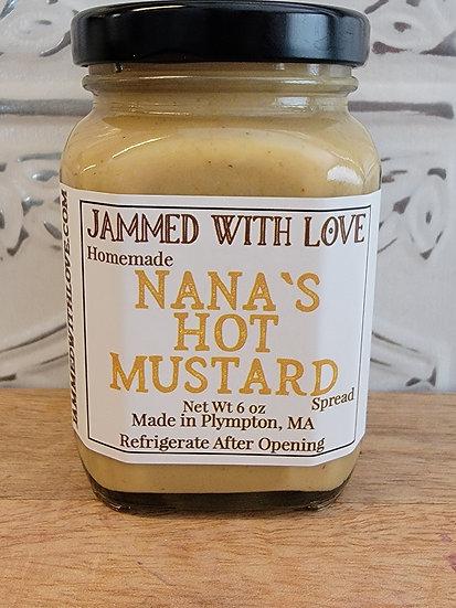 Nana's Hot Mustard