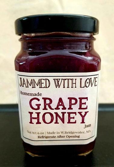 Grape Honey Jam