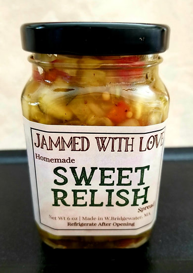 Sweet Relish Spread