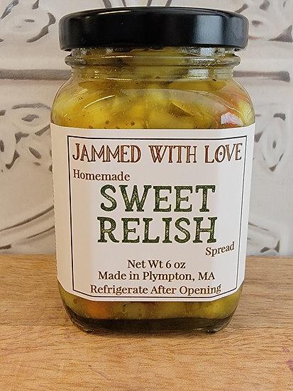 Sweet Relish Spread