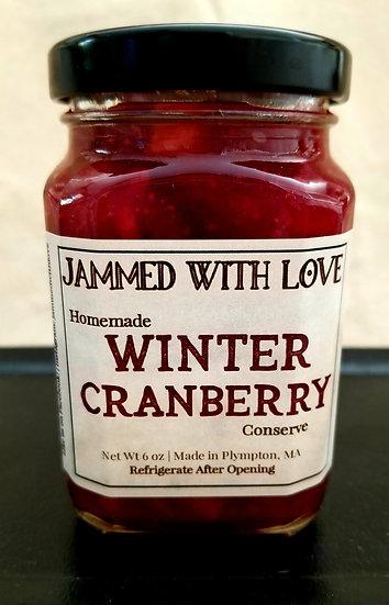 Winter Cranberry Jam