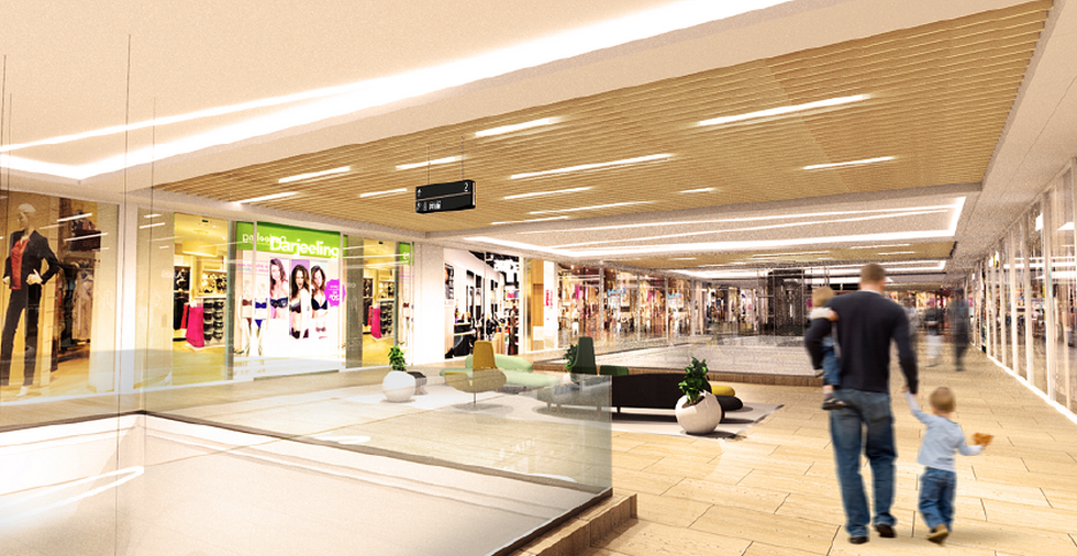Mall - France