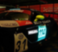 course endurance auto numeros lumineux