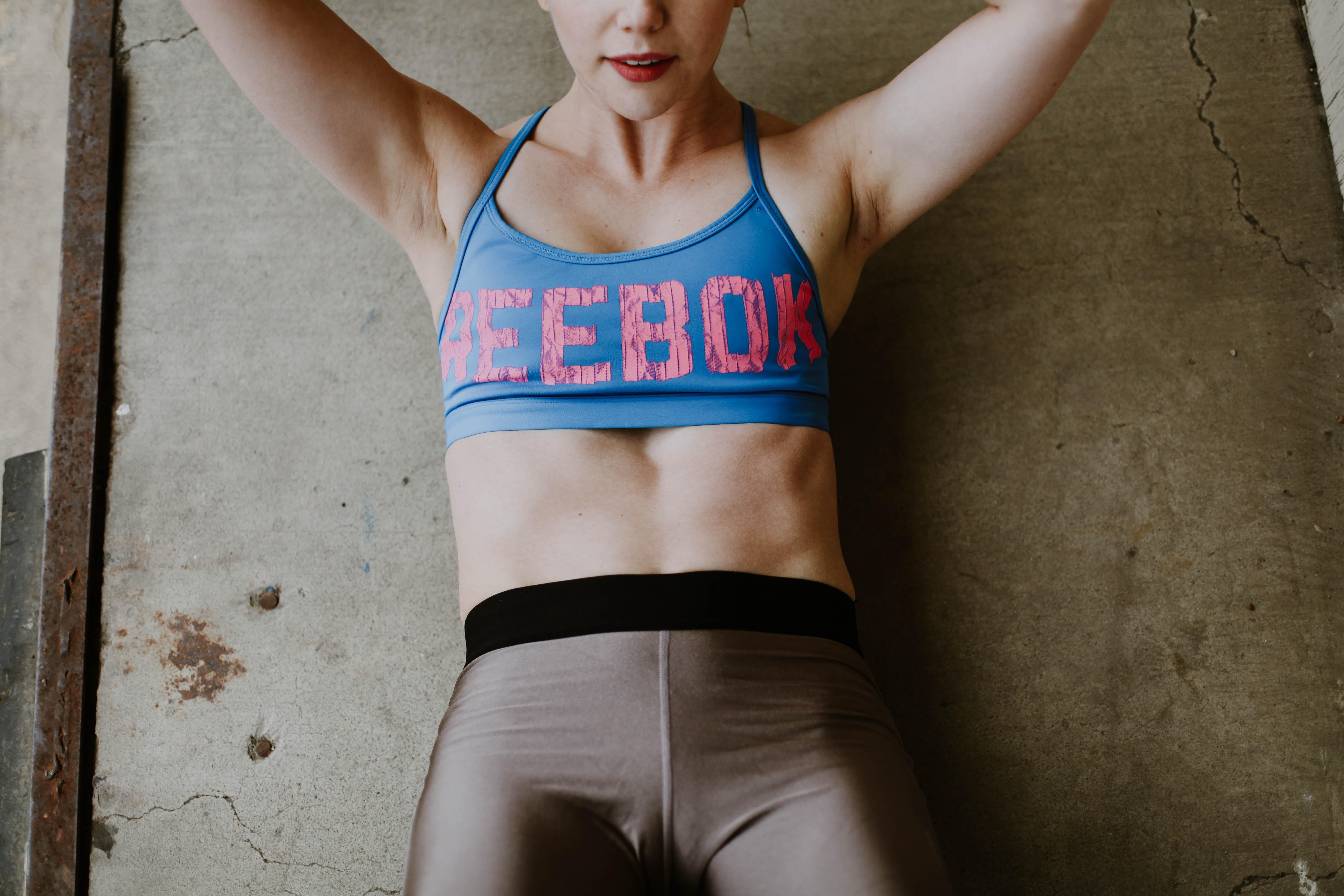 Eliza Ohman - Reebok