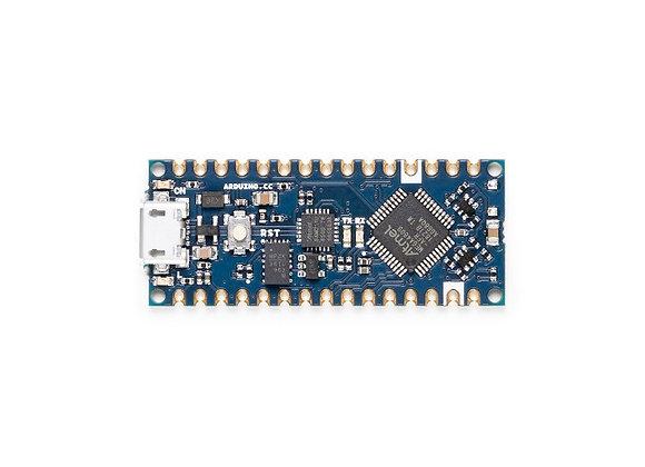 Arduino Nano Every WO headers