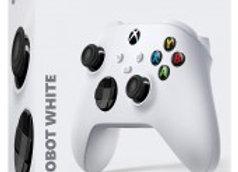 CONTROL INALAMBRICO XBOX ROBOT WHITE QAS-00001