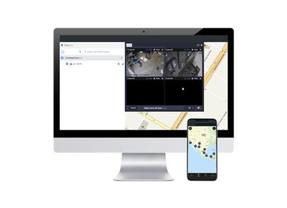 Plataforma Avanzada para Logística, Rastreo GPS, VIDEO Móvil y IoT / Anualidad (