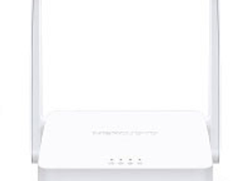 ROUTER INALAMBRICO MERCUSYS MW302R 300MBPS 802.11N / G / B MULTIMODO ACCESS POIN