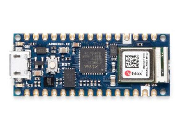 Arduino Nano 33 IoT WO headers