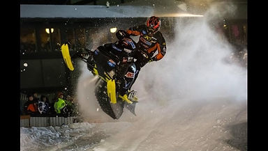 sled wheelie