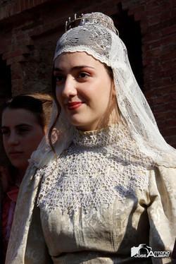 La núvia està radiant