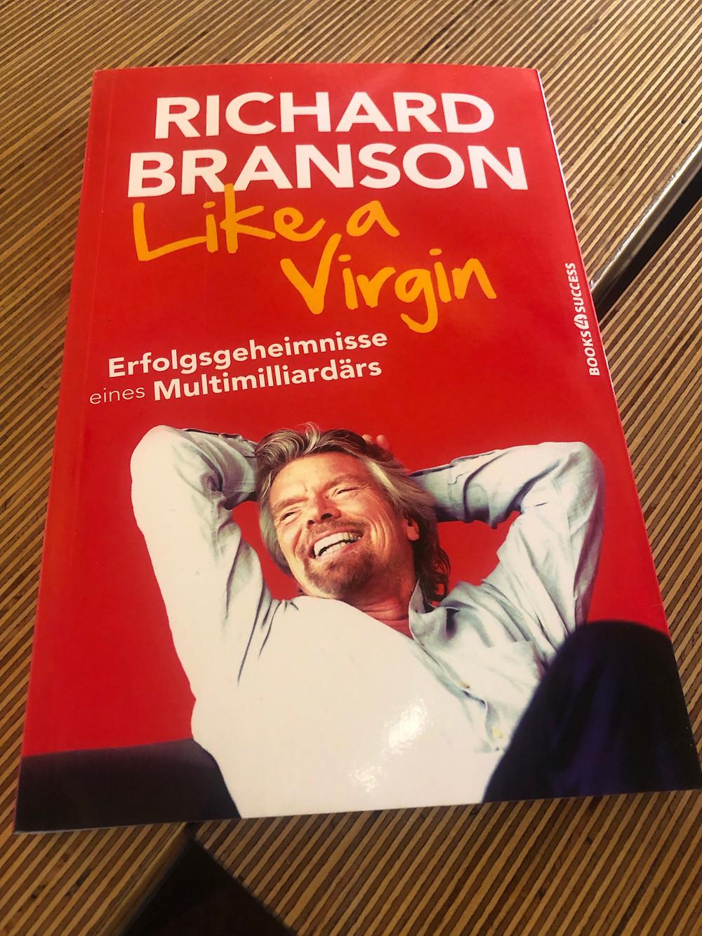 Autobiographie von Richard Branson