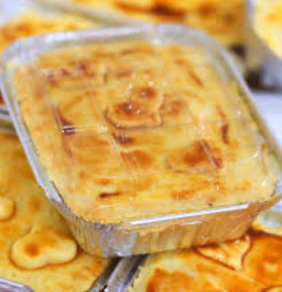 Torta Salgada de Cogumelos na Marmita