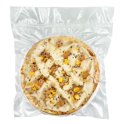 Pizza Frango com Catupop Pop Vegan