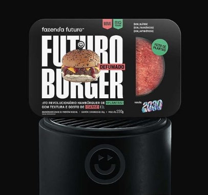 Futuro Burger 2030