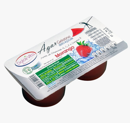 Gelatina Dolce Vita Zero Açúcar