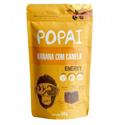 Snack Popai Banana com Canela