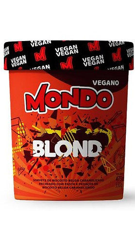Mondo Blond Pote
