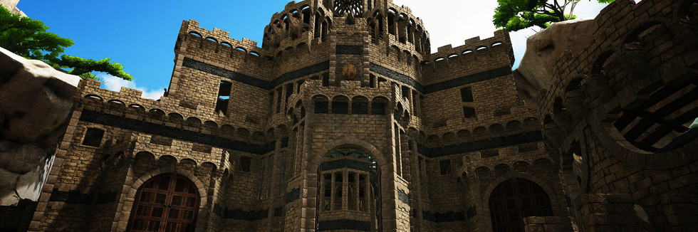 Castles, Keeps, and Forts: Remastered