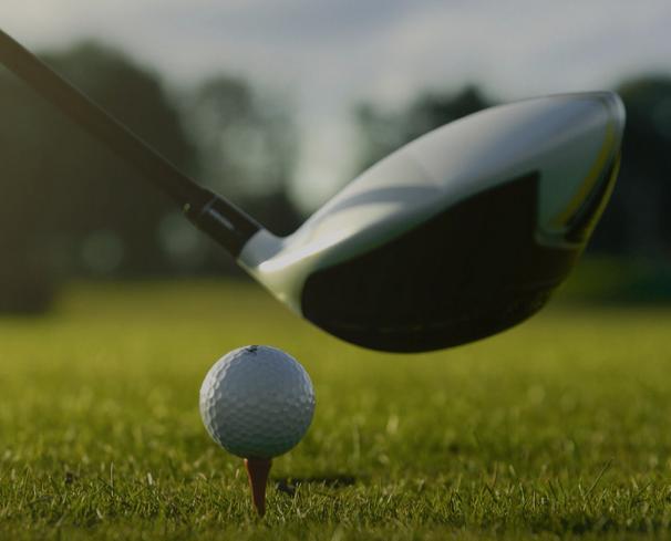Le golf de la salle