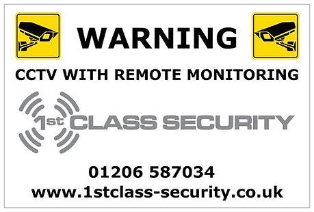 CCTV Colchester