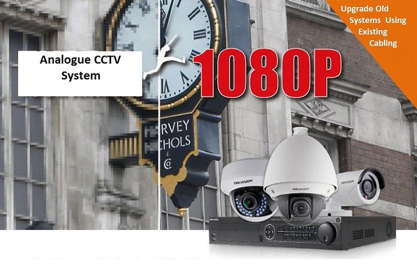 HD CCTV Upgades