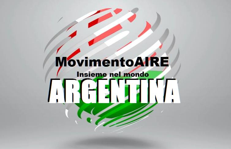 argentina - logo maire movimento aire