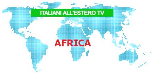 Qui puoi trovare gli italiani iscritti alla MAPPA AFRICA di ITALIANI ALL'ESTERO TV