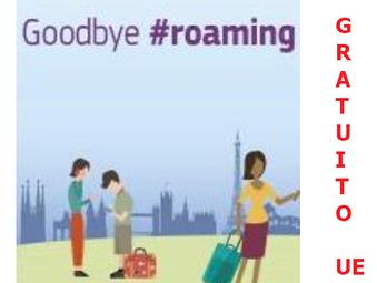 UE Roaming gratuito garantito per i viaggiatori in Ue: la proposta della Commissione