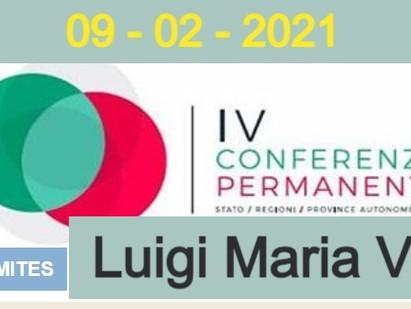 """Luigi Maria Vignali - """"I diritti civili e politici degli italiani residenti all'estero"""" C.G.I.E."""