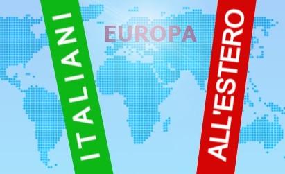 QUANTI SONO GLI ITALIANI D'EUROPA? NUOVA STIMA SULLA BASE DEI PROFILI FACEBOOK