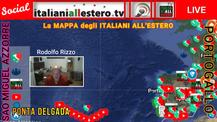 UN ITALIANO ALLE AZZORRE  ESPATRIATO A 60 ANNI.