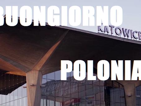 POLONIA: BUONGIORNO KATOWICE ITALIANI ALL'ESTERO TV