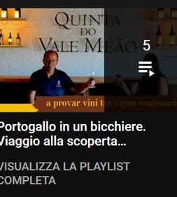 PORTOGALLO IN UN BICCHIERE - 1