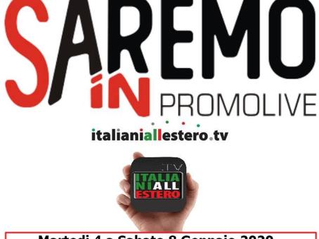 SANREMO FESTIVAL / SAREMO IN PROMOLIVE