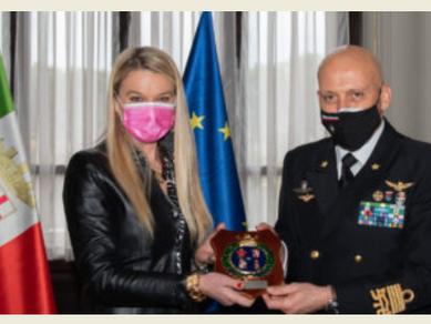 Sottosegretario Pucciarelli, la nostra Marina Militare risorsa indispensabile al servizio del Paese