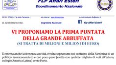 LA GRANDE ABBUFFATA DEGLI ITALIANI ALL'ESTERO alla faccia degli italiani,  oltre 9 milioni, sott
