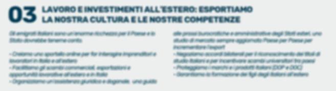 M5S Programma estero Movimento 5 Stelle