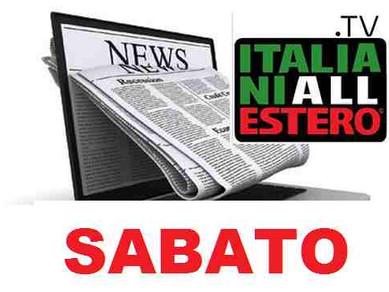 La Rassegna del Sabato - ITALIANI ALL'ESTERO TV