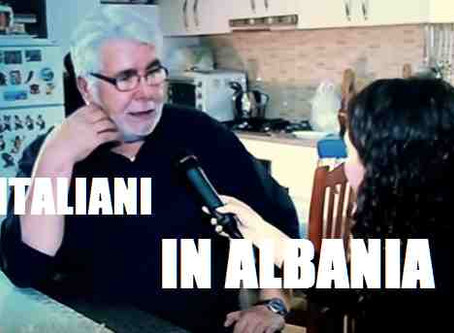ITALIANI IN ALBANIA - Pensionati italiani.