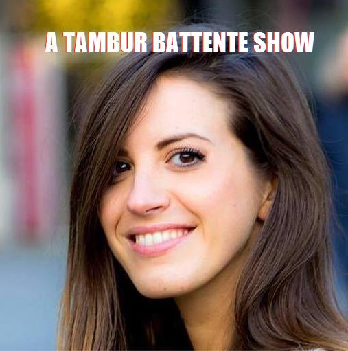 Ertilia Giordano A TAMBUR BATTENTE SHOW 20