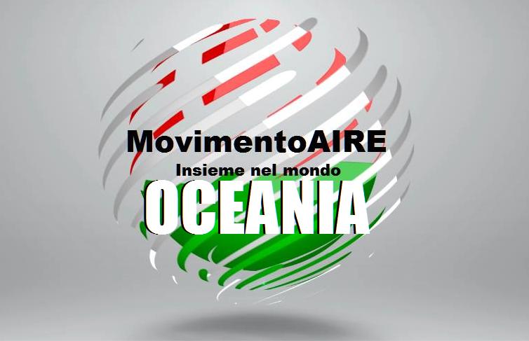 OCEANIA logo maire movimento aire