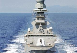 Nave Rizzo: attività reale e addestramento per la sicurezza nel Golfo di Guinea