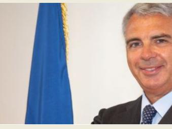 """l'Italia con Voi"" di Rai Italia, l'ambasciatore d'Italia in Israele Gianluigi Benedetti"