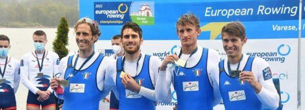 Il sottosegretario alla Difesa Stefania Pucciarelli si congratula in una nota per le medaglie conquistate dagli atleti della Marina Militare ai Campionati Europei di canottaggio.