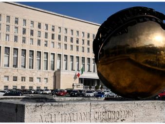 Di Maio sulla dislocazione nelle sedi diplomatiche e consolari del personale neoassunto