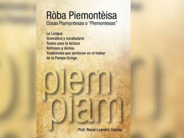 """""""Ròba Piemontèisa"""": presentato in videoconferenza con l'Argentina il libro di Ronal Leandro Comba"""
